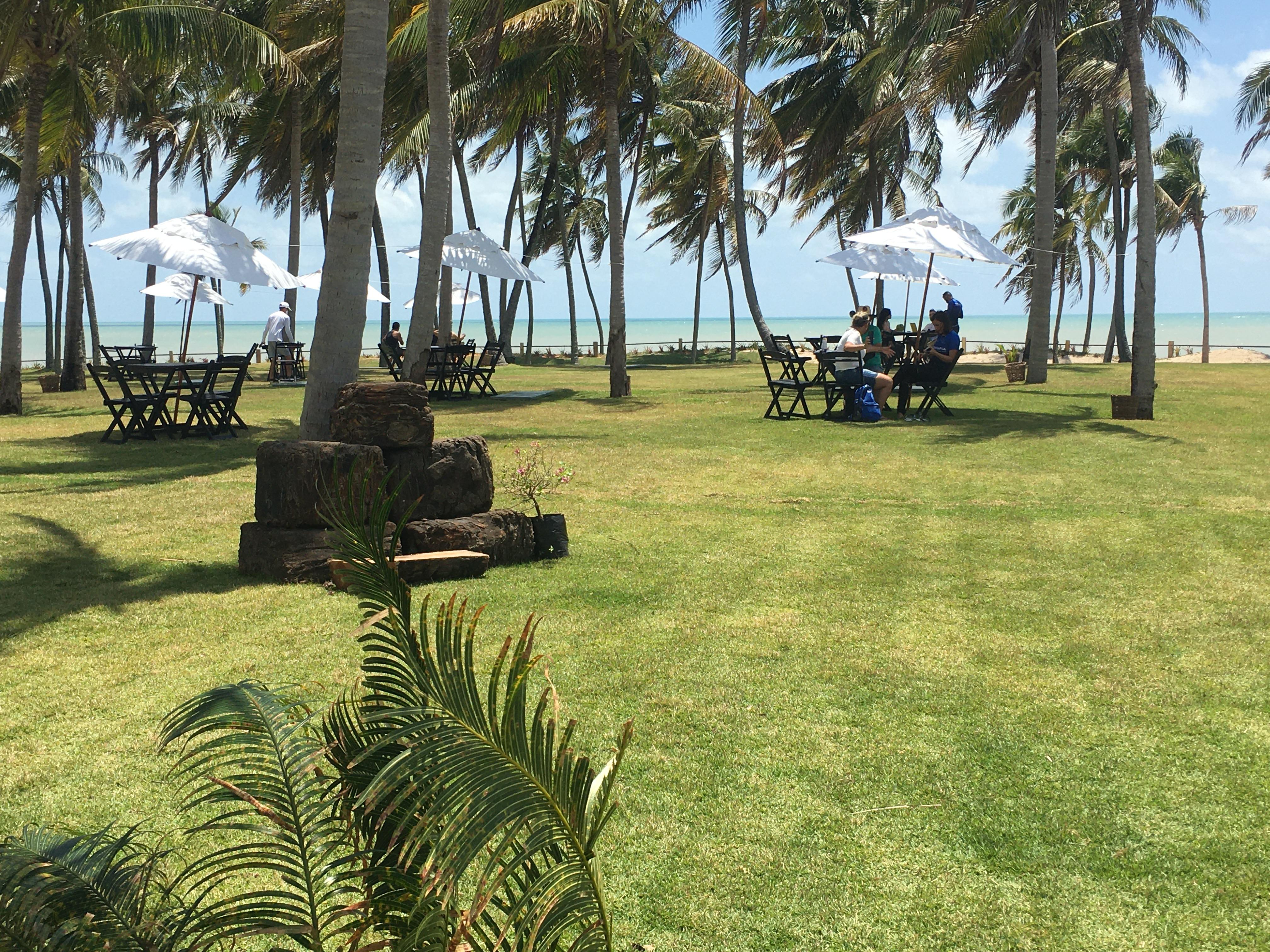 Ponto de Apoio na Praia | Maracajaú Diver