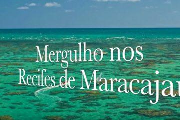 Mergulho nos recifes de Maracajau RN - Fluir Imagens, Maracajaú Diver.